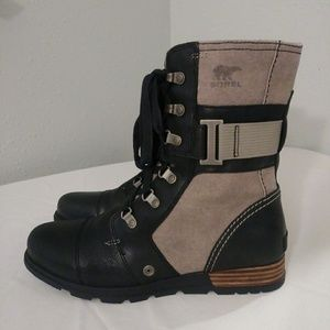 SOREL womens Maj. Carly snowboots. Brand new.
